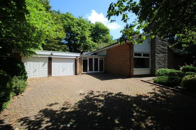 Thumbnail Detached bungalow for sale in Allerton Road, Mossley Hill, Liverpool