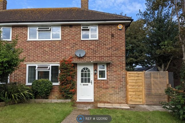 3 bed semi-detached house to rent in Northdown Close, Newhaven BN9