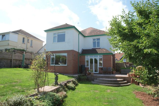 Thumbnail Detached house for sale in Osney Crescent, Paignton
