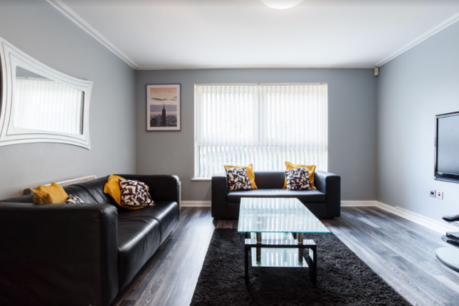 Thumbnail Flat to rent in Judkins Court, Cardiff