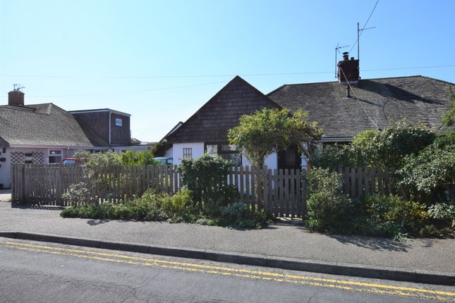 Front Elevation of Bay Avenue, Pevensey Bay BN24