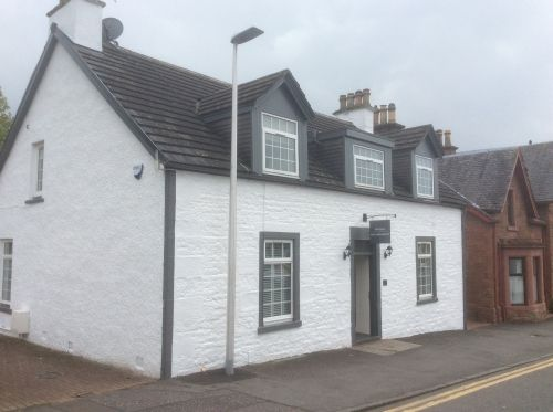Thumbnail Detached house for sale in Loch Lomond, Stirlingshire