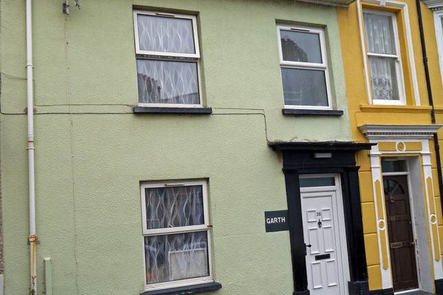 Thumbnail Town house to rent in Prospect Street, Aberystwyth