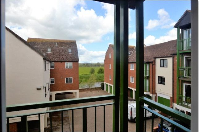 Thumbnail Flat to rent in Priors Court, Back Of Avon, Tewkesbury