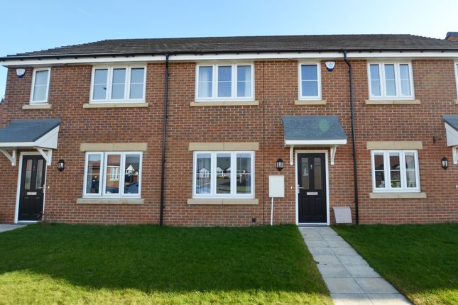 Thumbnail Terraced house for sale in Monarch Road, Consett, County Durham