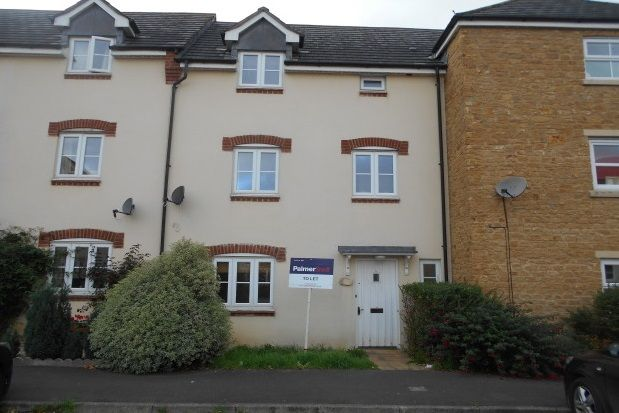 Thumbnail Town house to rent in Paulls Close, Martock