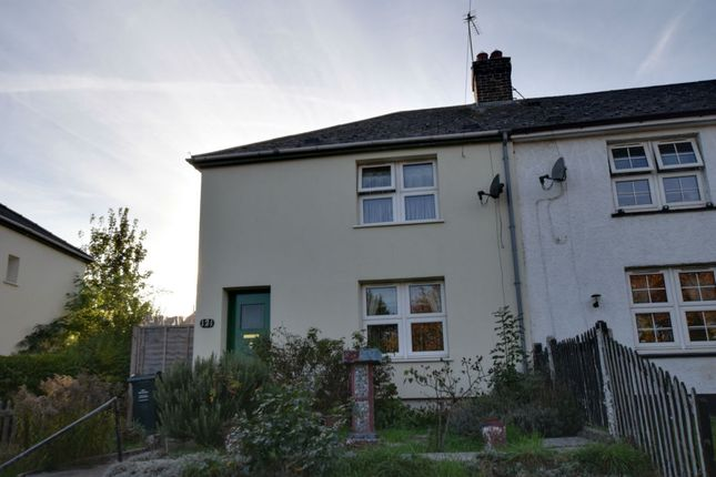 Thumbnail End terrace house for sale in Highfield Road South, Dartford, Kent