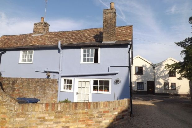 Thumbnail Property to rent in High Street, Sawston, Cambridge