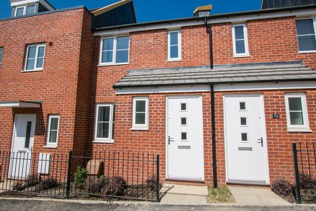 Thumbnail Terraced house for sale in Fairford Road, Cheltenham