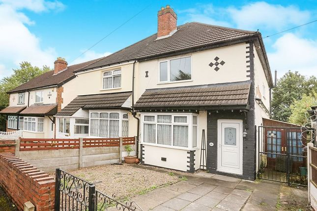 Thumbnail Semi-detached house for sale in Phoenix Street, Wolverhampton