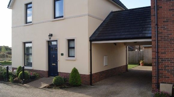 Thumbnail Detached house for sale in Lady Wallace Forge, Lisburn