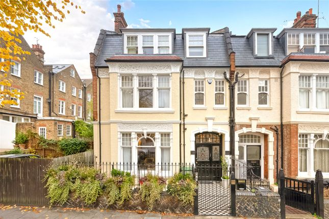 Thumbnail End terrace house for sale in Glenilla Road, London