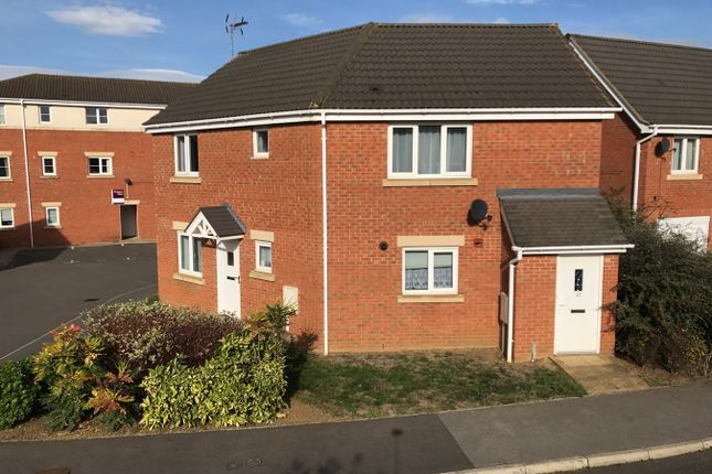Thumbnail Flat for sale in Robin Road, Corby