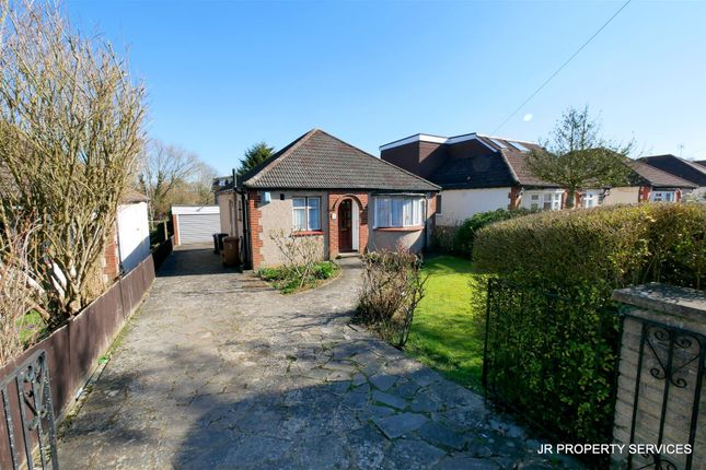 Thumbnail Detached bungalow for sale in Theobalds Road, Cuffley, Potters Bar