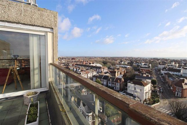 Roof Terrace of Clarendon Road, Southsea PO5