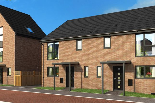 """Thumbnail Property for sale in """"The Blossom At The Springs"""" at Campsall Road, Askern, Doncaster"""