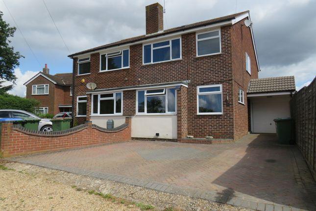 Thumbnail Semi-detached house for sale in Rownhams Road, Southampton