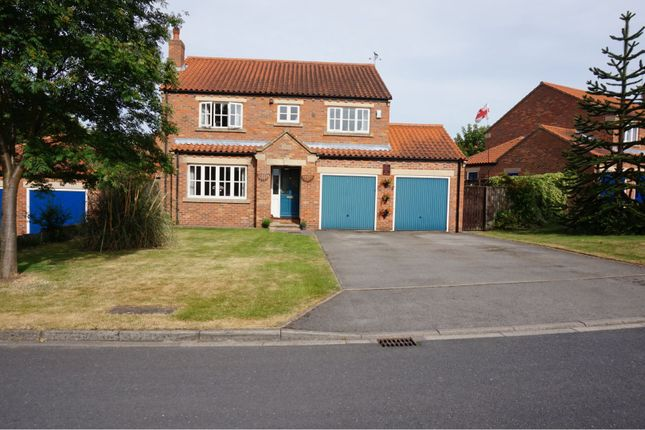 Thumbnail Detached house for sale in Stoneleigh Gate, York