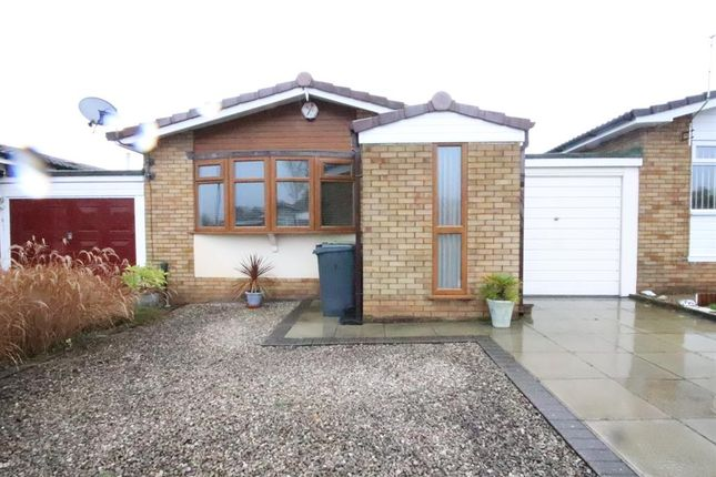 2 bed bungalow for sale in Caldwell Close, Tyldesley, Manchester M29