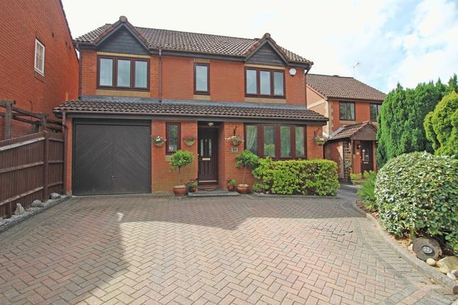 Thumbnail Detached house for sale in Nutfield Road, Rownhams, Southampton