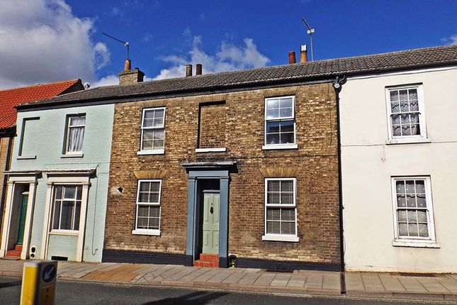 Thumbnail Terraced house for sale in Out Westgate, Bury St. Edmunds, Suffolk