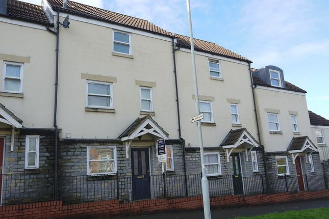 Thumbnail Terraced house to rent in Hindhayes Lane, Street
