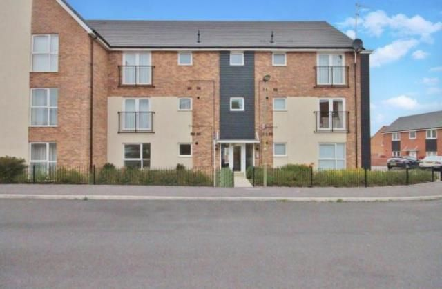 Thumbnail Flat to rent in Great Western Park, Didcot