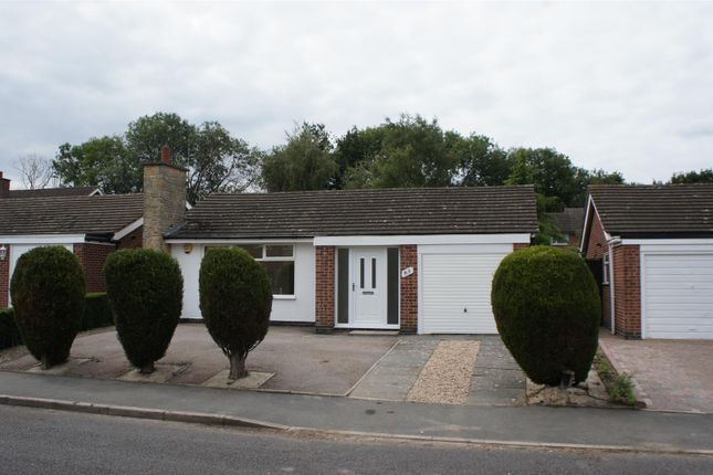 2 bed detached bungalow for sale in Highfield Road, Groby, Leicester