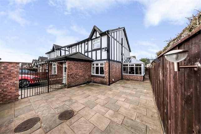 Thumbnail Detached house for sale in Belford Way, Newton Aycliffe, Durham