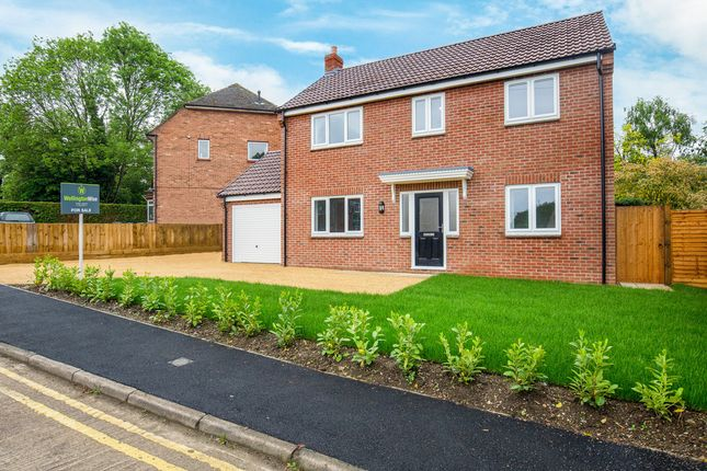 Thumbnail Detached house for sale in Hill Estate, Houghton, Cambridgeshire