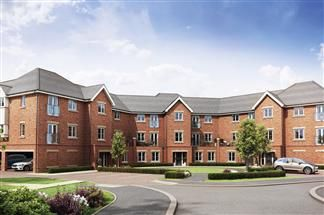 Thumbnail Flat for sale in Mill Lane, Calcot