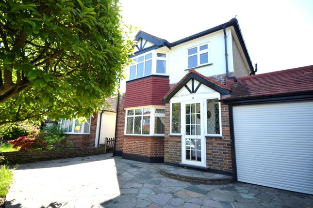 Thumbnail Detached house to rent in Graham Close, Croydon