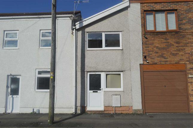 Thumbnail Terraced house for sale in Western Street, Sandfields, Swansea