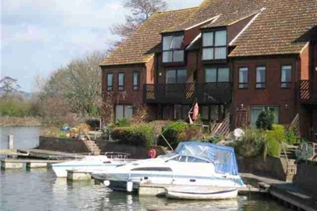 Thumbnail Property to rent in Temple Mill Island, Temple, Marlow, Buckinghamshire