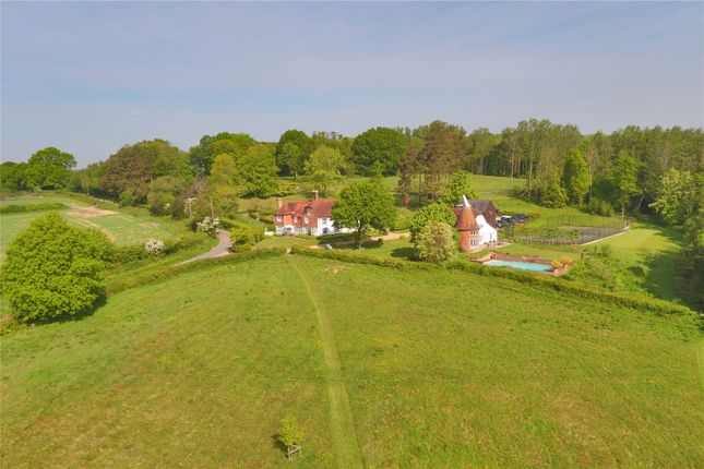 Thumbnail Detached house for sale in Nineveh Lane, Benenden, Kent