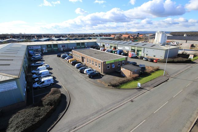Thumbnail Light industrial to let in Unit 12, Ketlan Court, River Lane, Saltney, Chester