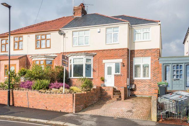 4 bed semi-detached house for sale in Struan Road, Sheffield