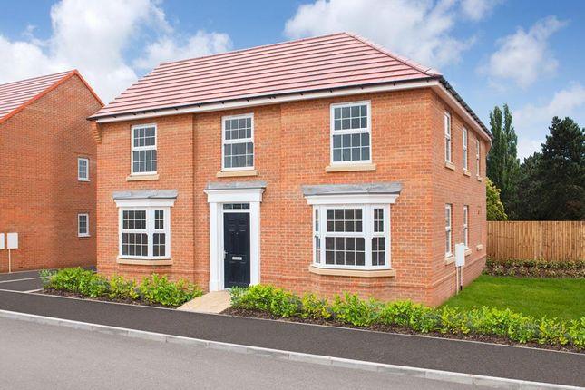 "Thumbnail Detached house for sale in ""Eden"" at Ellerbeck Avenue, Nunthorpe, Middlesbrough"
