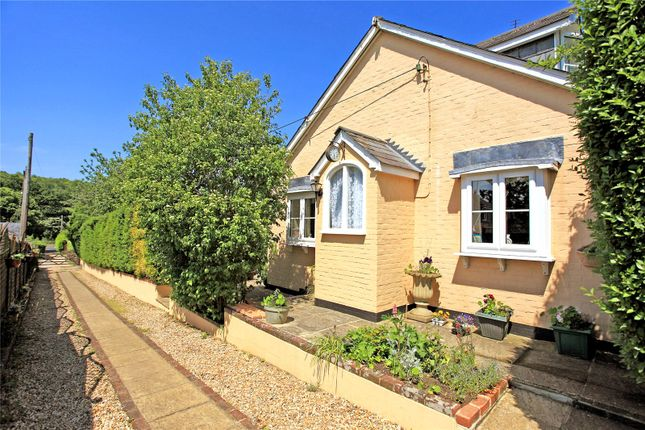 Thumbnail Bungalow for sale in Winchester Road, Ropley, Alresford, Hampshire
