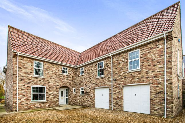 4 bed detached house for sale in Sutton Road, Witchford, Ely