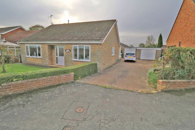 Thumbnail Detached bungalow for sale in Beltoft Road, Epworth, Doncaster