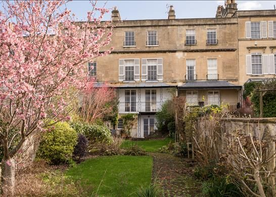 Thumbnail Terraced house for sale in Darlington Place, Bath, Somerset