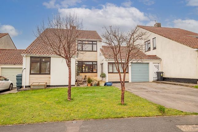 Thumbnail Detached house for sale in Bourton Mead, Flax Bourton, Bristol