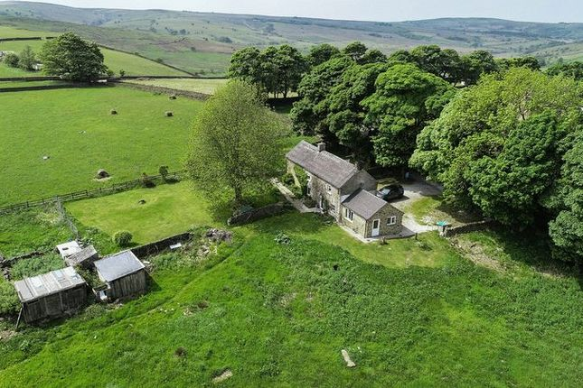 Thumbnail Farm for sale in Marnshaw Head, Longnor, Buxton