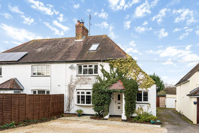 Thumbnail Semi-detached house for sale in Parbrook, Billingshurst