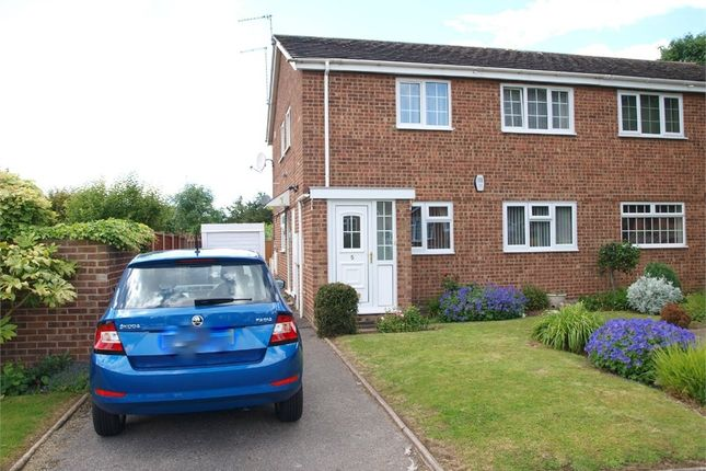 Thumbnail Maisonette for sale in Mayfield Road, Burton-On-Trent, Staffordshire