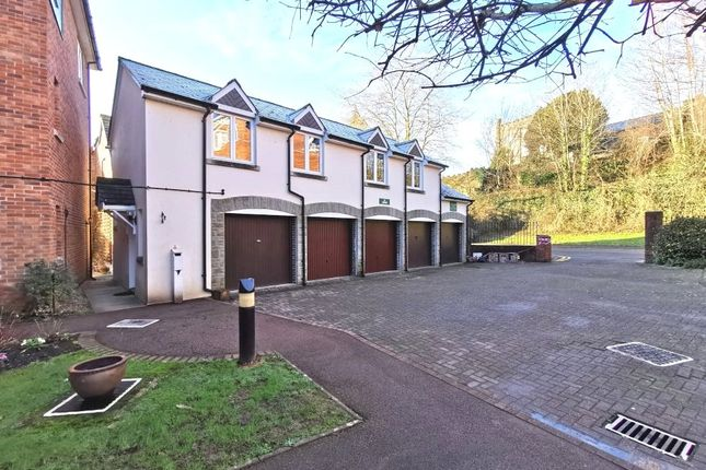 Thumbnail Flat for sale in Mill Street, Abergavenny, Monmouthshire