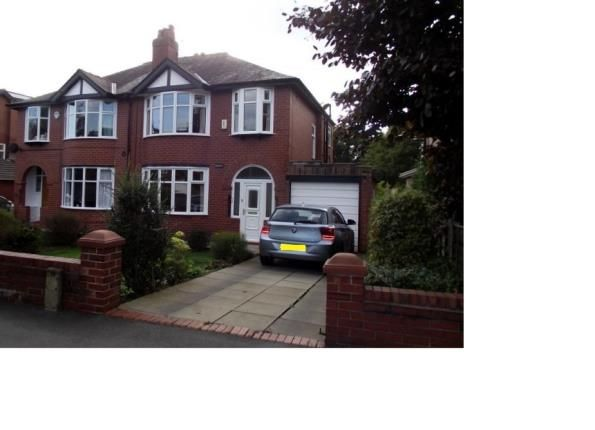 Thumbnail Semi-detached house for sale in Broadway, Worsley, Manchester, Greater Manchester