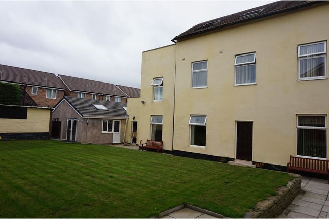Thumbnail End terrace house for sale in Stalmine Road, Liverpool