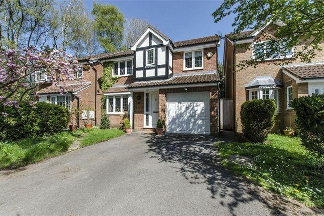Thumbnail Detached house for sale in Athena Close, Fair Oak, Eastleigh